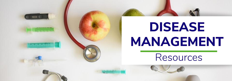 Disease Management Banner
